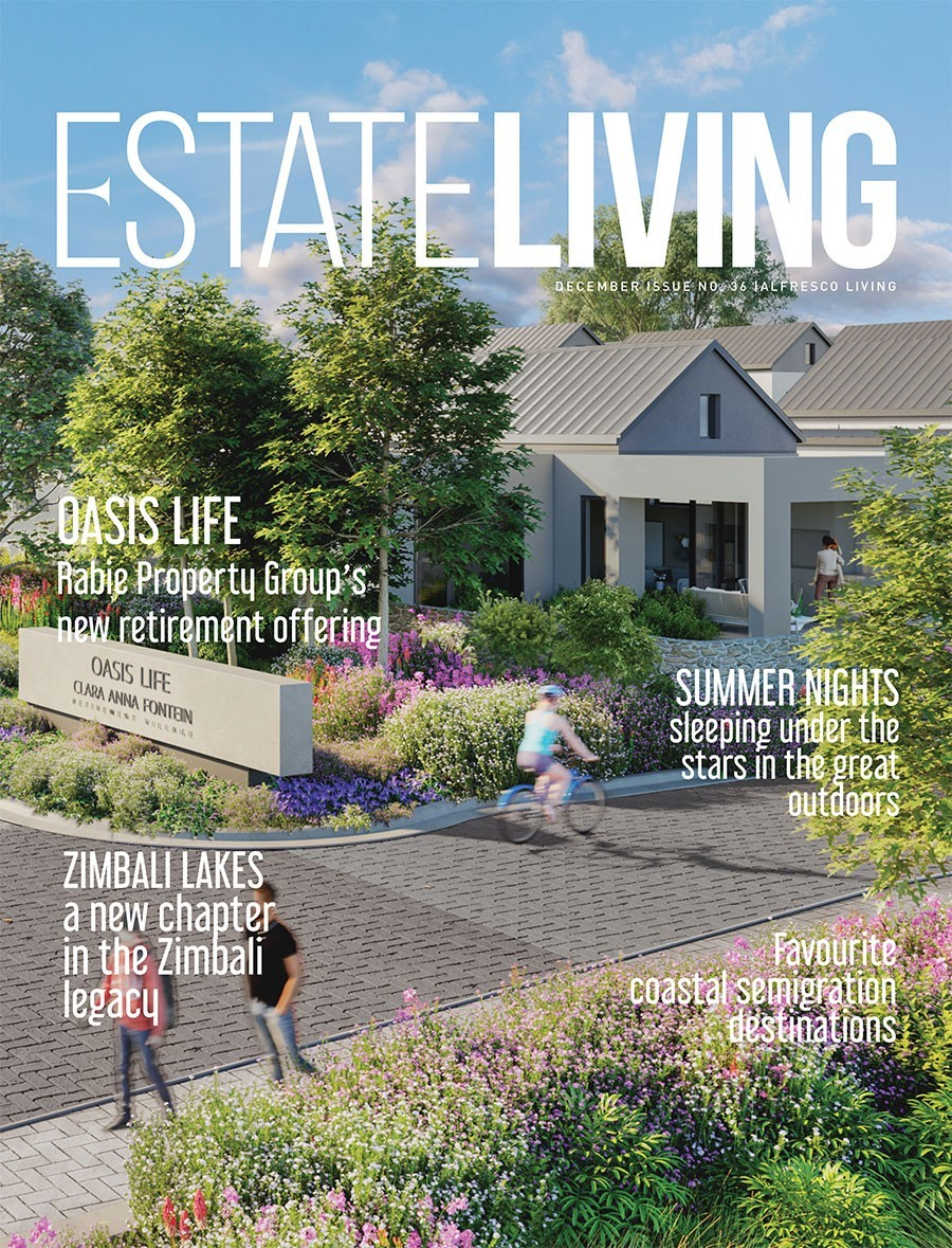 Dec 2018 Cover - Alfresco Living